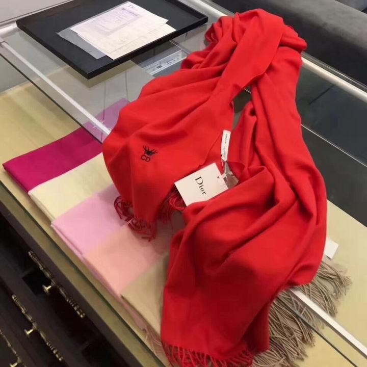 Wholesale Replica Christian Dior Cashmere Scarf-016