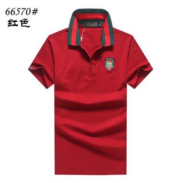 Wholesale Mens Fashion Designer Short Sleeve Lapel T-Shirts for Sale