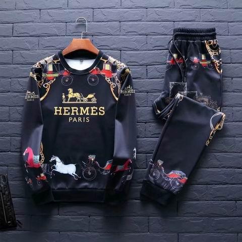 Wholesale Hermes Tracksuit Mens for Sale-042