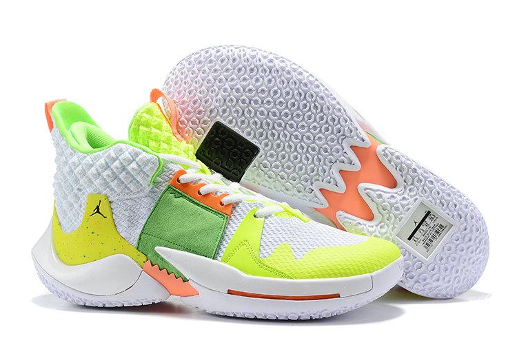 Jordan Why Not Zero.2 Mens Basketball Shoes
