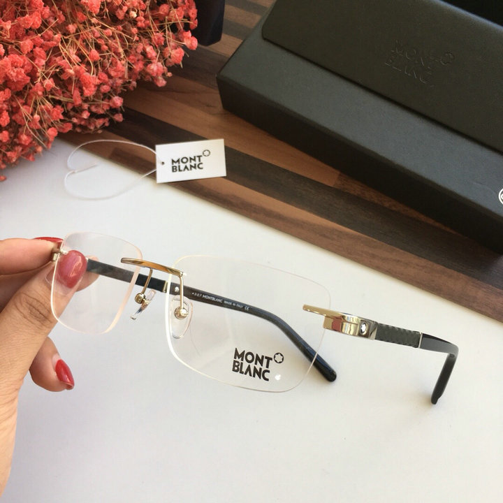 Wholesale High Quality Mont Blanc Eyeglasses Frames for sale