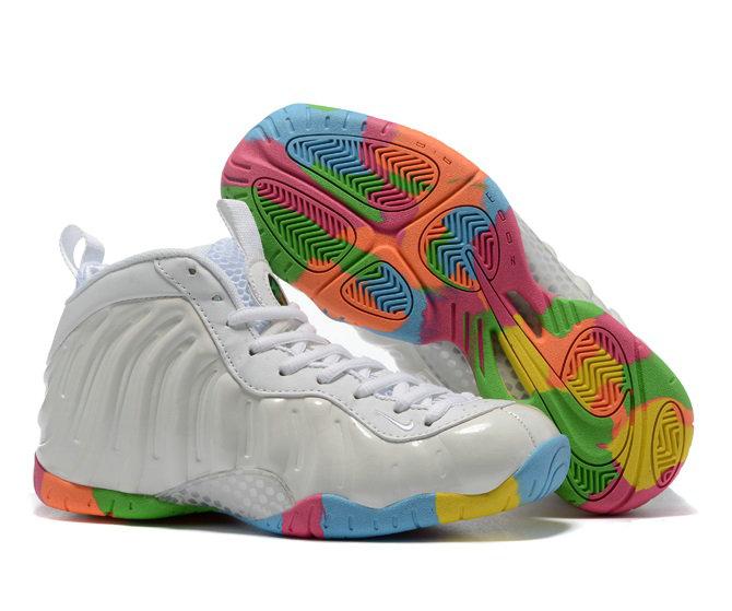 Wholesale Nike Women Air Foamposite One Shoes-014