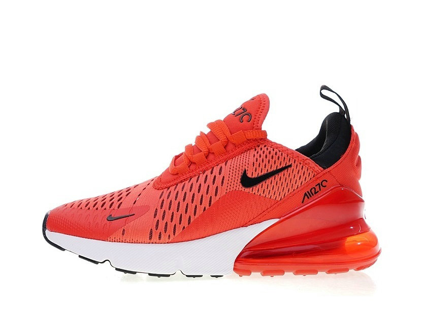 Nike Air Max 270 Gs Habanero Red/Black/White 943345-600