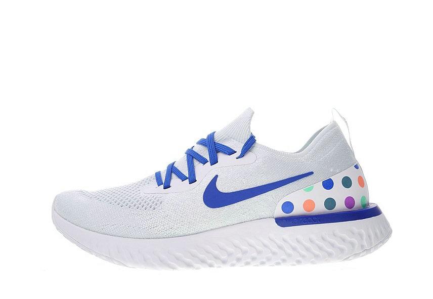 Nike Epic React Flyknit iD Sneaker AQ0067-993