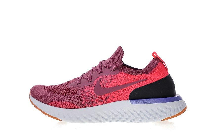 Nike Epic React Flyknit Womens Running Shoes
