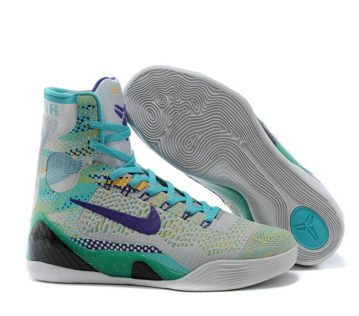 Wholesale Cheap Nike Kobe IX 9 Elite High Basketball Shoes for Sale-014