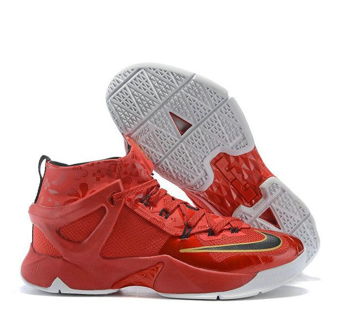 Wholesale Cheap Replica Nike Lebron VIII Basketball Shoes for Sale-014