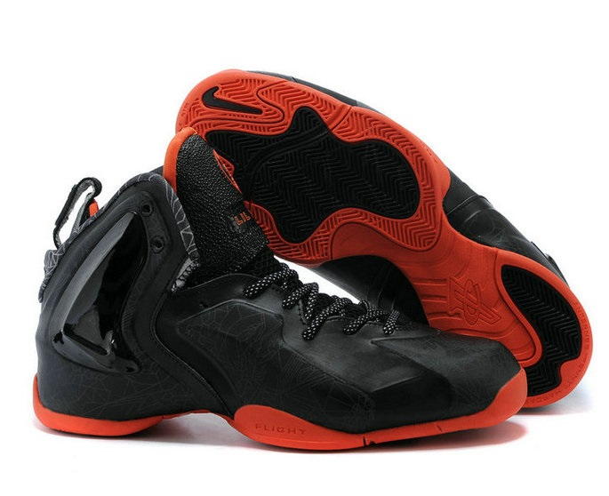 Wholesale Nike Lil Penny Posite Mens Shoes-001