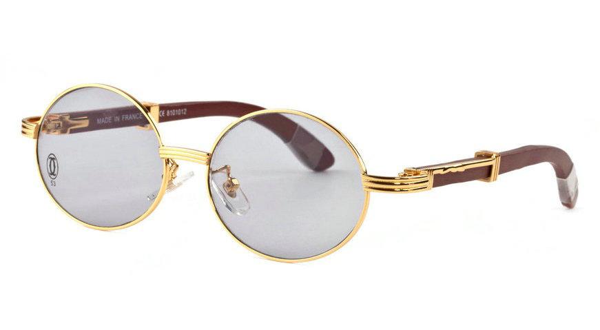 Wholesale Cheap Cartier Replica Eyeglass Frames for Sale-201