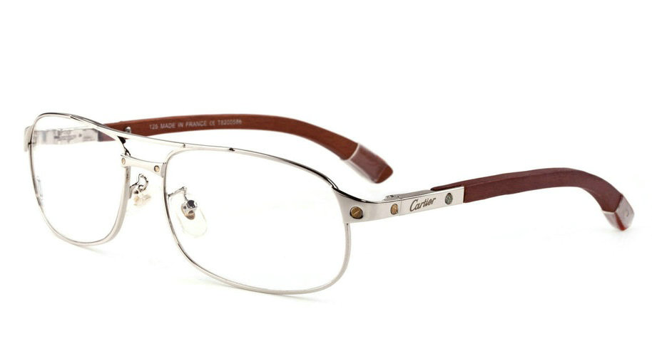 Wholesale Cheap Cartier Replica Eyeglass Frames for Sale-209