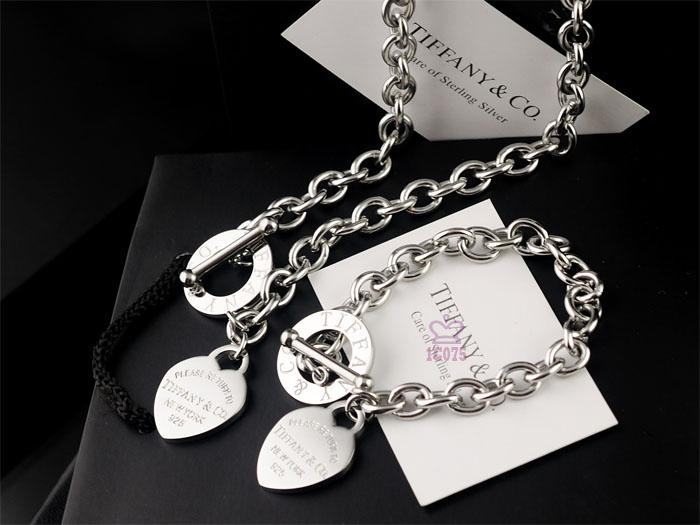 Wholesale Fashion Replica Tiffany & Co Jewelry sets for Women-270