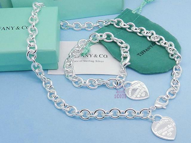 Wholesale Fashion Replica Tiffany & Co Jewelry sets for Women-271