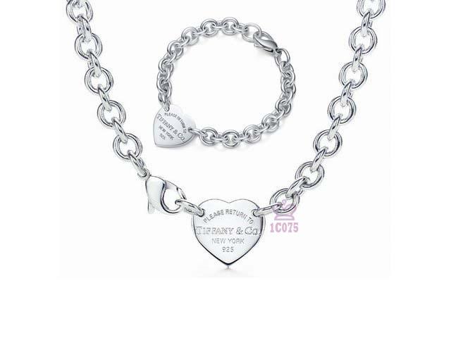 Wholesale Fashion Replica Tiffany & Co Jewelry sets for Women-273