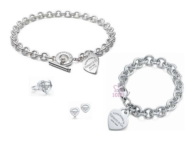 Wholesale Fashion Replica Tiffany & Co Jewelry sets for Women-276
