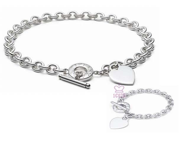 Wholesale Fashion Replica Tiffany & Co Jewelry sets for Women-278