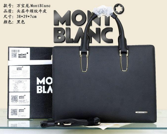 Wholesale Mont Blanc Replica Designer Mens Briefcases-015