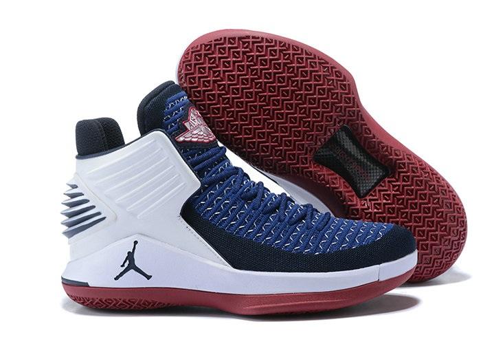 Wholesale Air Jordan XXXII men's Basketball Shoes-037