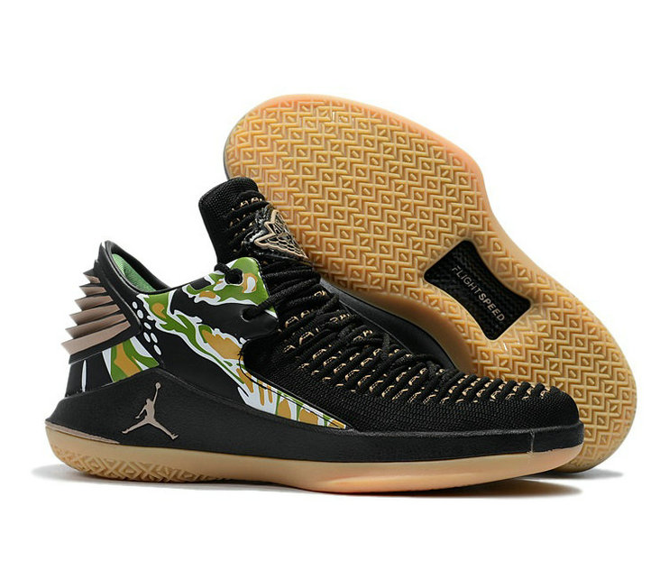 Wholesale Air Jordan XXXII 32 Low Mens Basketball Shoes for Sale-048