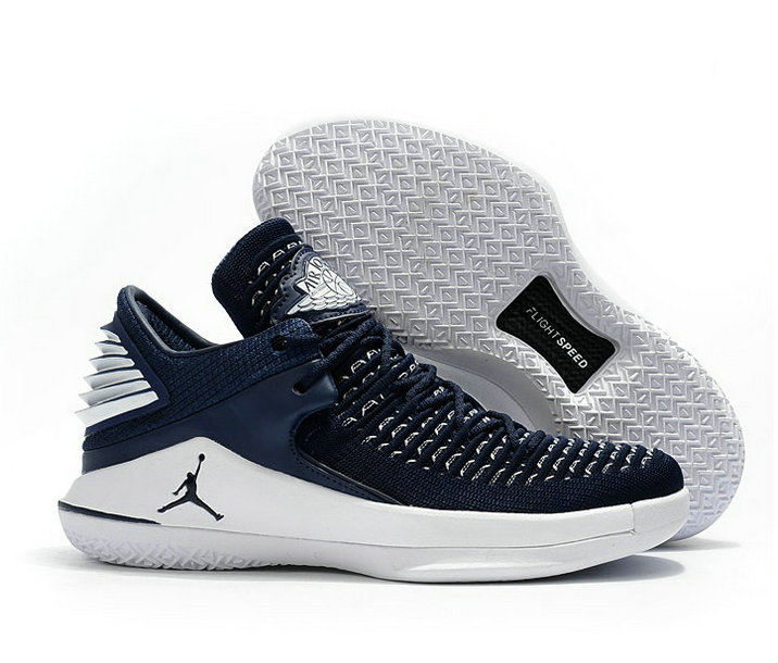 Wholesale Air Jordan XXXII 32 Low Mens Basketball Shoes for Sale-050