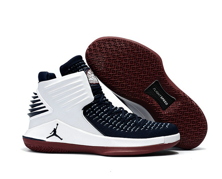 Wholesale Air Jordan XXXII 32 Mens Basketball Shoes for Sale-059