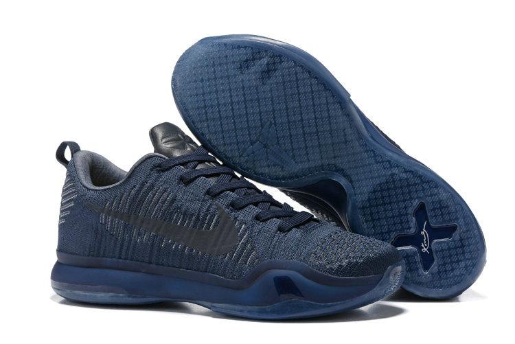 Wholesale Kobe X Men's Basketball Shoes for Cheap-013