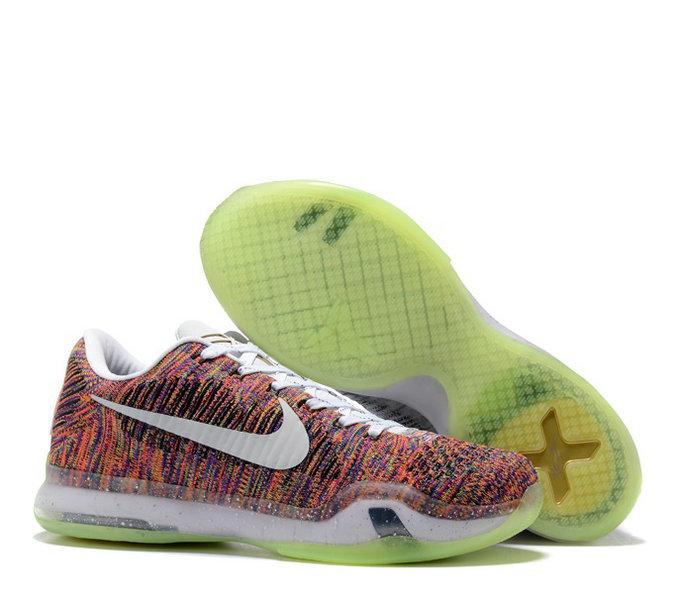 Wholesale Cheap Nike Kobe X 10 men's Basketball shoes for Sale-018