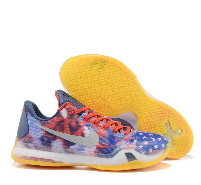 Wholesale Cheap Nike Kobe X 10 men's Basketball shoes for Sale-023