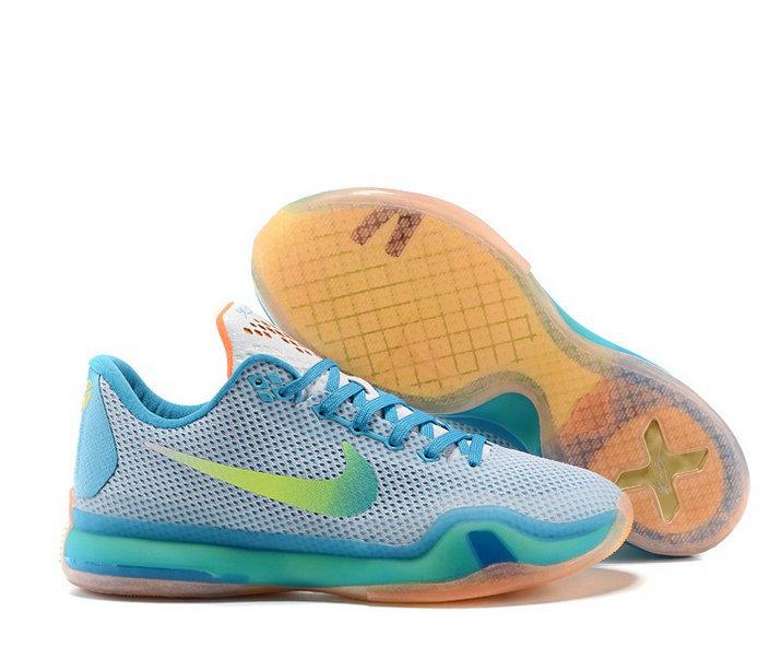 Wholesale Cheap Nike Kobe X 10 men's Basketball shoes for Sale-025