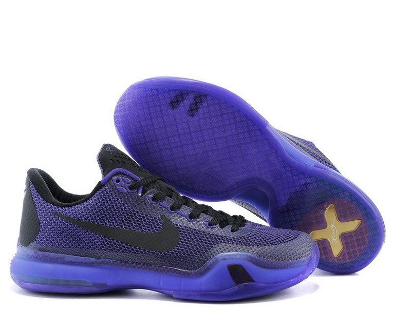 Wholesale Cheap Nike Kobe X 10 men's Basketball shoes for Sale-029