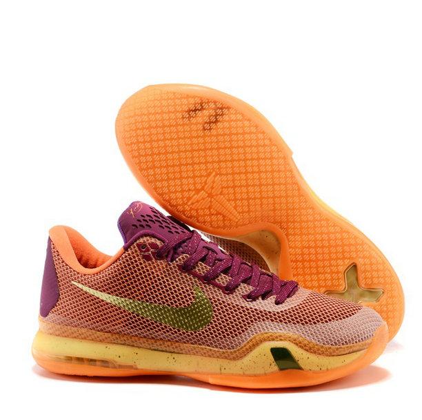Wholesale Cheap Nike Kobe X 10 men's Basketball shoes for Sale-035