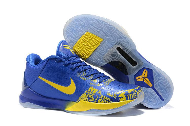 Wholesale Kobe 5 Men's Basketball Shoes for Sale-006