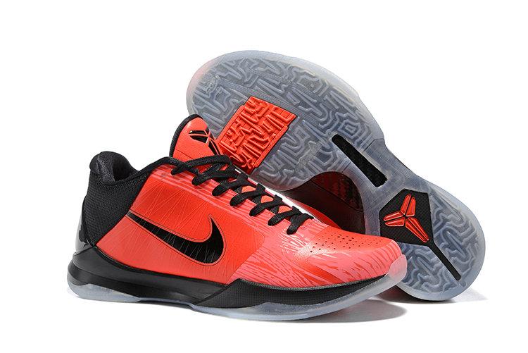 Wholesale Kobe 5 Men's Basketball Shoes for Sale-009