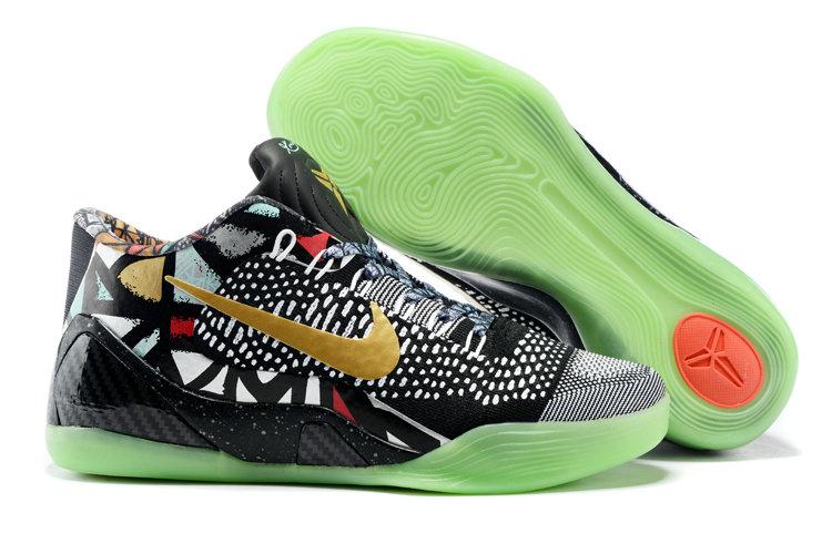 Wholesale Nike Kobe IX 9 Men's Basketball Shoes for Cheap-009