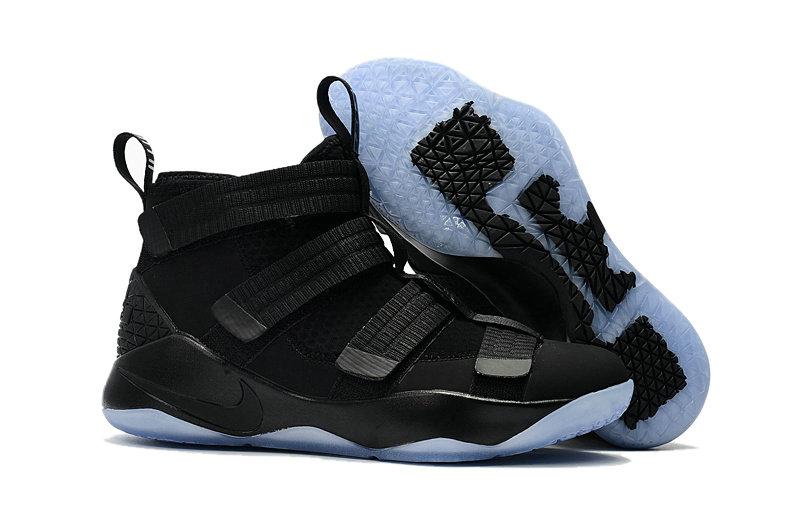 Wholesale Nike Replica LeBron Soldier XI Men's Shoes For Cheap-063