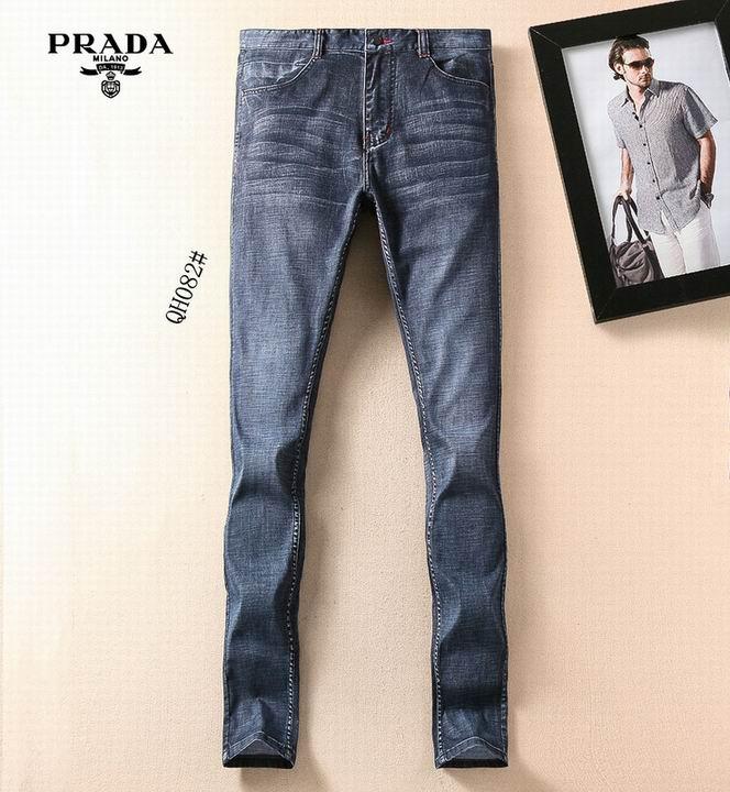 Wholesale Prada Mens Jeans for Sale-022