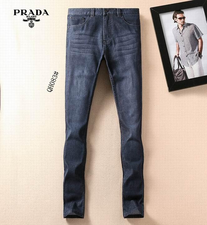 Wholesale Prada Mens Jeans for Sale-023