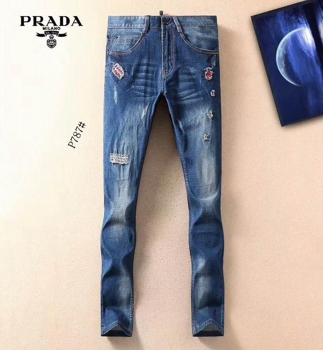 Wholesale Prada Mens Jeans for Sale-024