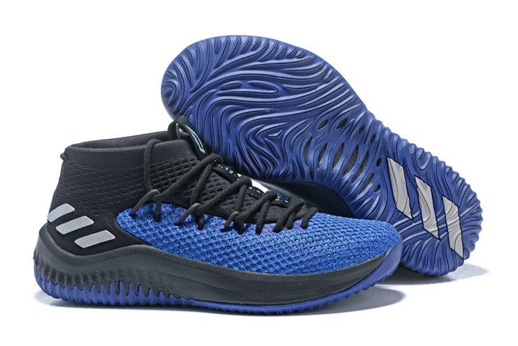Wholesale adidas Dame 4 Men's Basketball Shoes-022