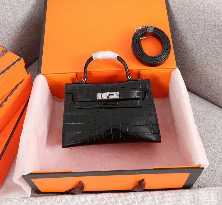 Hermes Mini Kelly Second Generation Bags